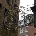 Zunftschild in Aachen 1