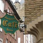 Zunftschild in Aachen 2