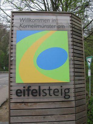 Logo des Eifelsteigs