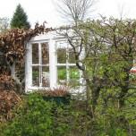 Heckenfenster