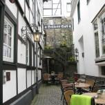 Schloss-Café in Monschau