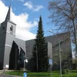 Kirche in Höfen 1