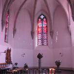 In der Kirche in Höfen 1