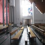 In der Kirche in Höfen 2