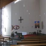 In der Kirche in Höfen 3