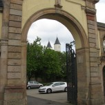 Eingangsportal von Kolster Steinfeld 3