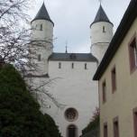 Rundtürme der Basilika