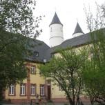 In der Klosteranlage von Kloster Steinfeld 4