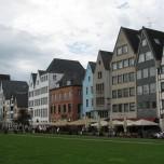 Am Ufer des Rheins in Köln 2