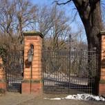 Der alte Eingang