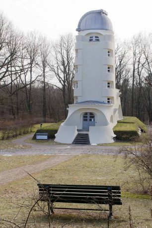Einsteinturm in Potsdam