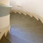 Treppengestaltung im Einsteinturm