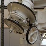 Sonnenteleskop im Einsteinturm IV