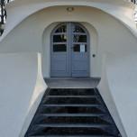 Eingang zum Einsteinturm