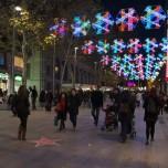 Barcelona bei Nacht I