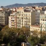 Balkone in Barcelona II