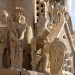 Passionsfassade, Skulptur I