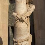 Passionsfassade, Skulptur IV