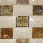 Park Güell, Mosaik II