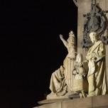 Statue für Christoph Kolumbus, Detail