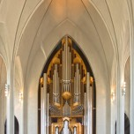 Orgel in der Hallgrímskirkja
