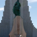 Statue Leif Erikssons II