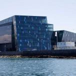 Harpa, das Konzerthaus von Reykjavik II