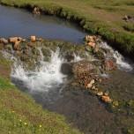 Naturbad bei Hveragerdi II