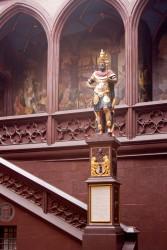 Im Baseler Rathaus