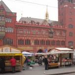 Basler Rathaus IX