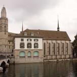 Grossmünster & Wasserkirche
