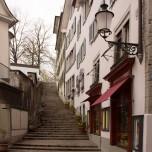 Aufgang zum Lindenhof