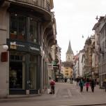 Innenstadt von Zürich