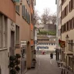 Altstadt von Zürich IV