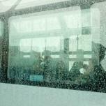 Gegenzug des Glacier Express