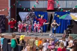 Borkwalder Kinderfest 2013