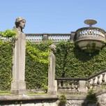 Aufgang zur Orangerie von Sanssouci