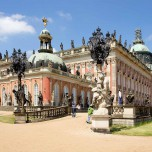 Neues Palais in Sanssouci