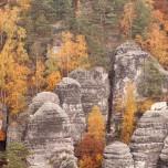 Felsenblick auf der Bastei II