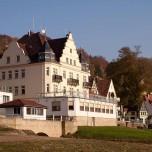 Strandhotel in Wehlen I
