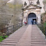 Zugang zur Festung I
