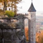Hungerturm auf der Festung Königstein