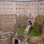 Zugang zur Festung III