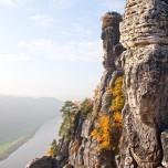 Blick auf die Elbe IV