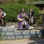Piraten an der Anfahrtsstrecke I