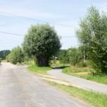 Havelradweg bei Götz