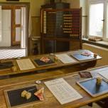 Altes Klassenzimmer im Schulmuseum Reckahn I
