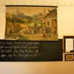 Altes Klassenzimmer im Schulmuseum Reckahn III