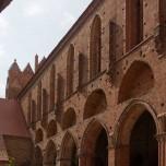 Hauptschiff Kloster Chorin