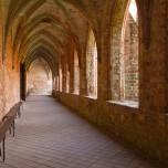 Kreuzgang Kloster Chorin II